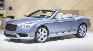 2015 Bentley Continental GTC - Overview - CarGurus