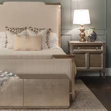 Parisian Style Bedroom Furniture Parisian Old Silver Queen Bed Max Sparrow