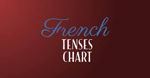 French Verb Tenses Chart Detailed Chart Of Every French Verb Tense