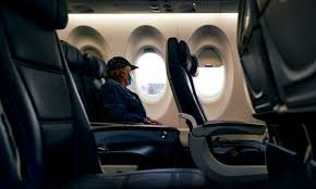 how safe is air travel right now