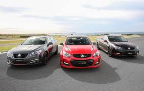 holden new car releaseBest of the best Holden reveals three new Limited Edition Commodores