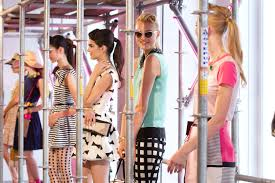 Goldman Sachs college fashionista survey Business Insider kate spade models