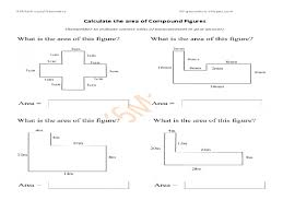 Composite-area-worksheet & Area Of Polygons Worksheets Free ...
