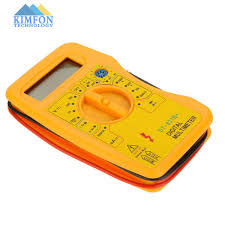 <b>DHL UPS</b> 20pcs/lot DT 831B+ Mini <b>Digital</b> Multimeter Portable DMM ...