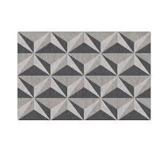 giorgetti geometric rug