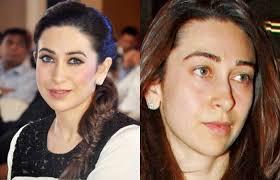 karishma kapoor without makeup pinit