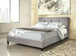 ... Bed Queen Gray Tufted Bed Image Of Stamford Fullqueen Upholstered  Wingback Headboard Glacier Queen Wingback Tufted Headboard Nailhead  Wingback Tufted Q