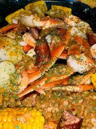 garlic er seafood boil razzle