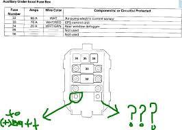 S2000 Fuse Diagram Honda S2000 Fuse Box AC