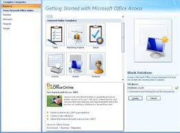 Ms Access 2007 Templates Download Keystone Learning Systems