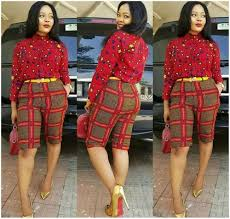 Ankara Shorts Designs For Ladies Best Ankara Short For Ladies