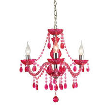sterling theatre 3 light cerise pink mini chandelier cerise pink chrome search results