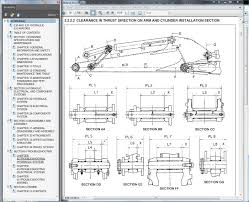a manual new holland e30 e35 workshop service repair manual mini compact hydraulic crawler excavator mini digger