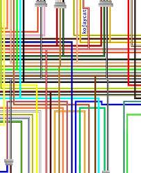suzuki sv k k uk euro spec colour wiring harness diagram suzuki sv1000 k3 k4 uk euro spec colour wiring diagram