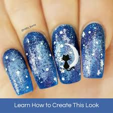 Cat on the Moon: Tutorial – Mitty. Nail Art Tools & Brushes