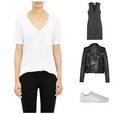 office wardrobe ideas. Summer Office Outfit Ideas: How To Wear A T-Shirt At Work Wardrobe Ideas