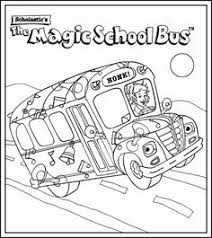 Small Picture The Magic School Bus In the City First grade Pinterest Magic