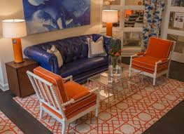 Orange And Blue Living Room Orange And Blue Living Room Accessories Yes Yes Go