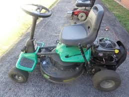 weedeater one lawn mower w 26\