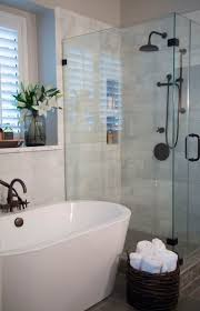 spa bathroom showers: before amp after a confined bathroom is uplifted with bountiful space designed w middot master bathroom showerspa