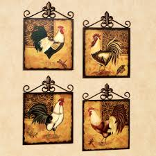 French Country Kitchen Rugs Accessoriesarchaicfair Rooster Kitchen Collection Country Home