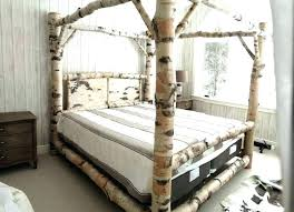 Full Size Wood Canopy Bed Princess Medium Of Beds Frames Upholstered ...