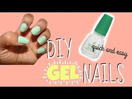 what is a gel nail
