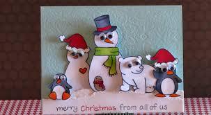 Easy DIY Christmas Card Craft  Childhood101Christmas Card Craft Ideas