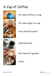 Listen to i'll make a cup of coffee for your head on spotify. Inbstructions How To Make A Cup Of Coffee English Esl Worksheets For Distance Learning And Physical Classrooms
