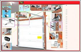 garage door installation guide garage door installation instructions roller shutter door installation guide