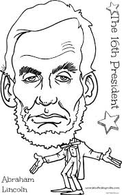 Small Picture The 16th President Abraham Lincoln Coloring Page Woman of Many Roles