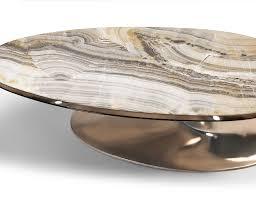 nella vetrina visionnaire ipe cavalli sowilo italian coffee table in jade green onyx marble
