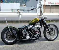 stock frame softail choppers rogues mc