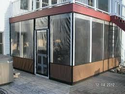idea clear vinyl patio enclosures and winter patio enclosures fine outdoor enclosure for clear vinyl curtains