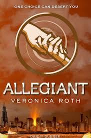 divergent book 3 cover allegiant