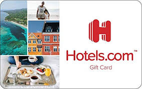 Amazon.com: Hotels.com Gift Card - Email Delivery: Gift Cards