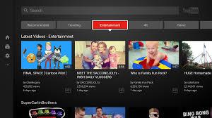 Youtube Living Room Design Youtube Releases New Living Room App Design Business Insider