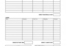 Cost Estimate Form Home Remodeling Cost Estimate Template And Free Print Contractor