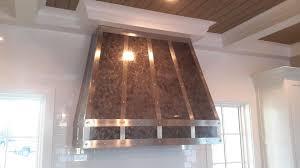 Range Hood Kitchen Buy A Handmade The Herlitz Custom Zinc And Stainless Steel