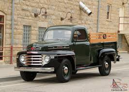 1949 / 49 Mercury / Ford M-68 1-Ton Pickup Truck