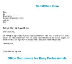 Employee Salary Reduction Letter : Human Resources Letters, Forms ...