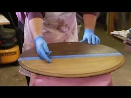 How to Strip Stain From Wood Furniture Repair Tips