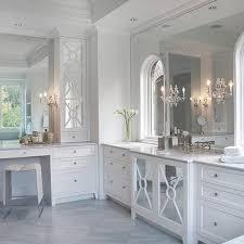 white bathroom cabinets. Mirrored Bathroom Vanity White Cabinets N