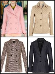 pea coats don t have to always be made from wool from the v1467