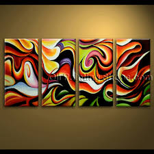wall decor paintings large wall art full image for mirrored circles wall decor 37