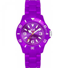 ice watch small unisex classic solid purple plastic david jones ice watch small unisex classic solid purple plastic