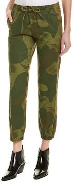 Zadig And Voltaire Size Chart Zadig Voltaire Paraona Camou Military Pajama Pant In 2019