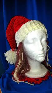 Crochet Santa Hat Pattern New Decorating Ideas