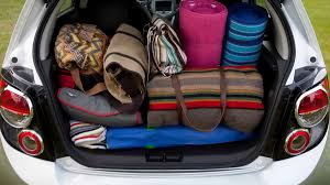 Chevy Sonic trunk Best Cars News