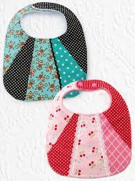 Best 25+ Baby bibs ideas on Pinterest | Bibs, Baby bibs patterns ... & (BIB3) - Patchwork Baby Bib Pattern - Set of 2 Adamdwight.com